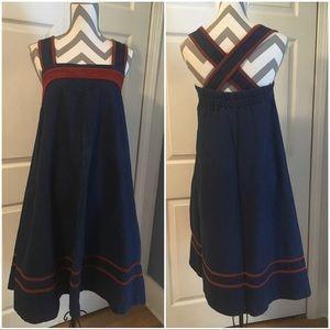 Vintage Denim jumper size small to medium